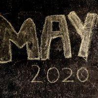 may 2020 sign